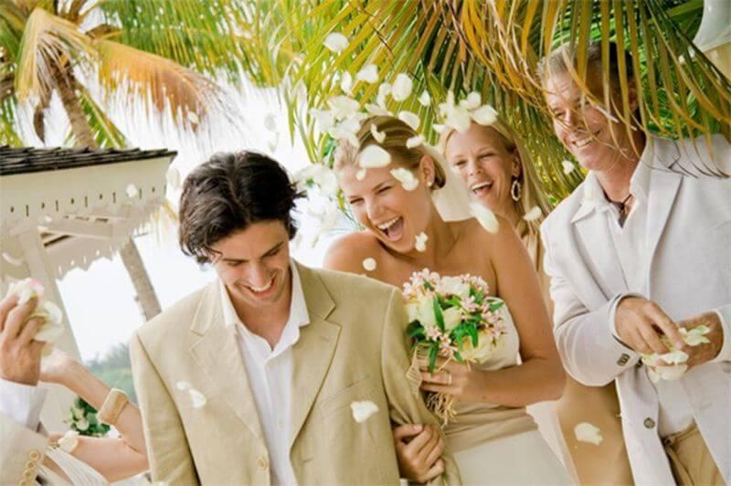 организовать свадьбу своими руками